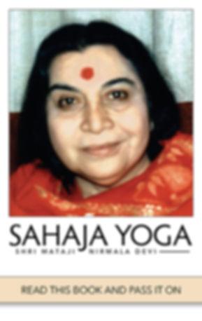 SAHAJA YOGA special edition front cover.