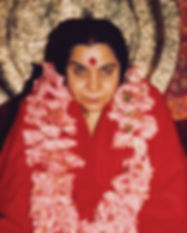 Large size photographs of Shri Mataji Nirmala Devi