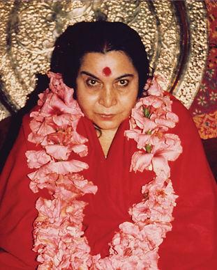 Large size photographs of Shri Mataji Nirmala Devi
