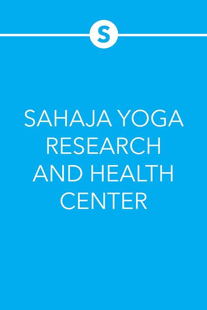 SAHAJA YOGA HEALTH CENTRE