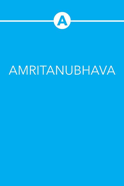 AMRITANUBHAVA