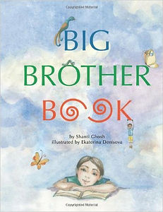 BIG BROTHER BOOK