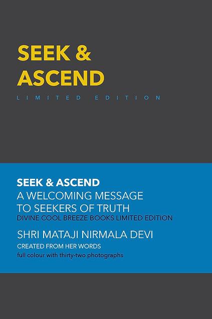 SEEK & ASCEND limited edition