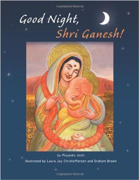 GOOD NIGHT SHRI GANESH!