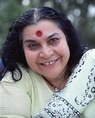 Portrait photographs of Shri Mataji Nirmala Devi
