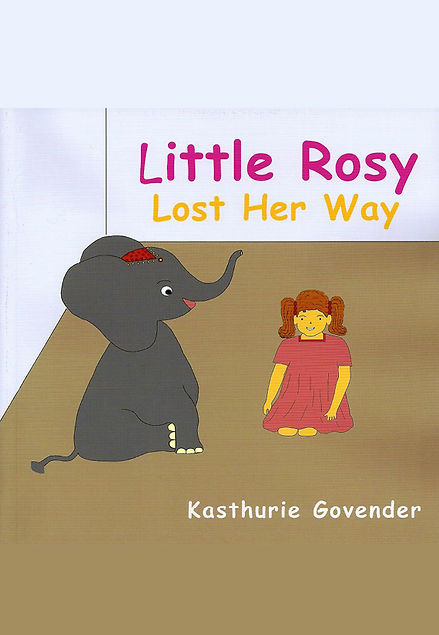 LITTLE ROSY LOST HER WAY
