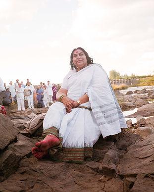 Photographs of places visited by Shri Mataji Nirmala Devi