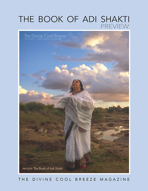 THE BOOK OF ADI SHAKTI PREVIEW