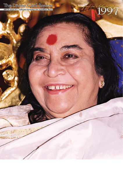 ONE YEAR IN SAHAJA YOGA: 1997