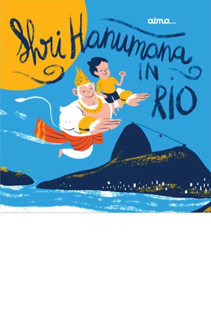 SHRI HANUMANA IN RIO