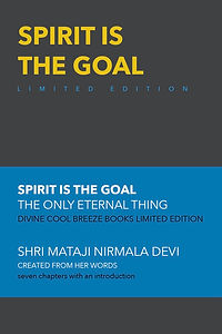 SPIRIT IS THE GOAL LE