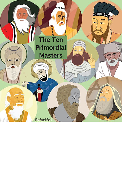 THE TEN PRIMORDIAL MASTERS