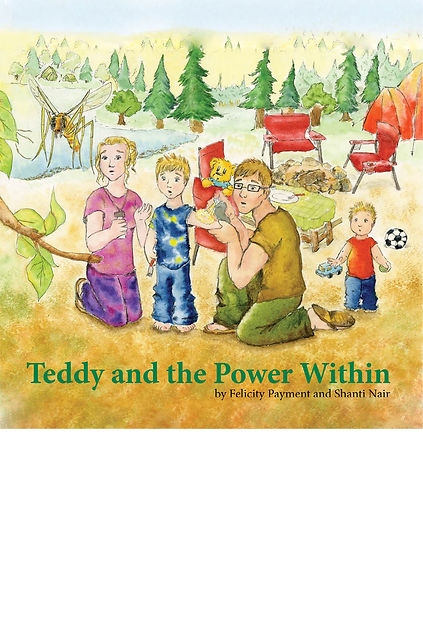 TEDDY AND THE POWER WITHIN