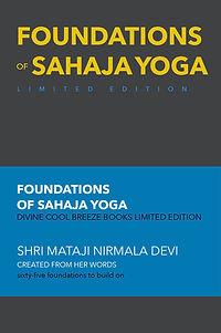 FOUNDATIONS OF SAHAJA YOGA LE