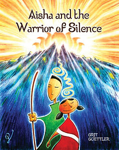 AISHA AND THE WARRIOR OF SILENCE