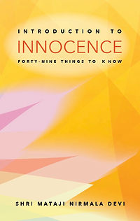 INTRODUCTION TO INNOCENCE
