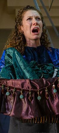 Becki Zaritsky, Paulina, The Winter's Tale, Shakespeare