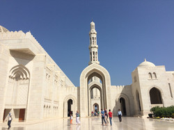 Sultan Qaboos Grand Masque