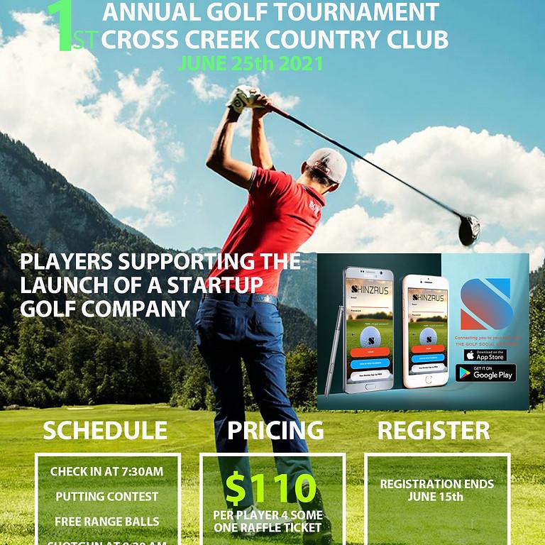 SKINZRUS 1st Annual Golf Tournament