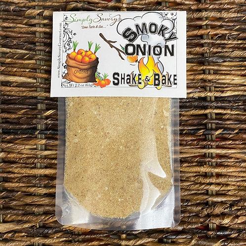 Smoky Onion Shake & Bake