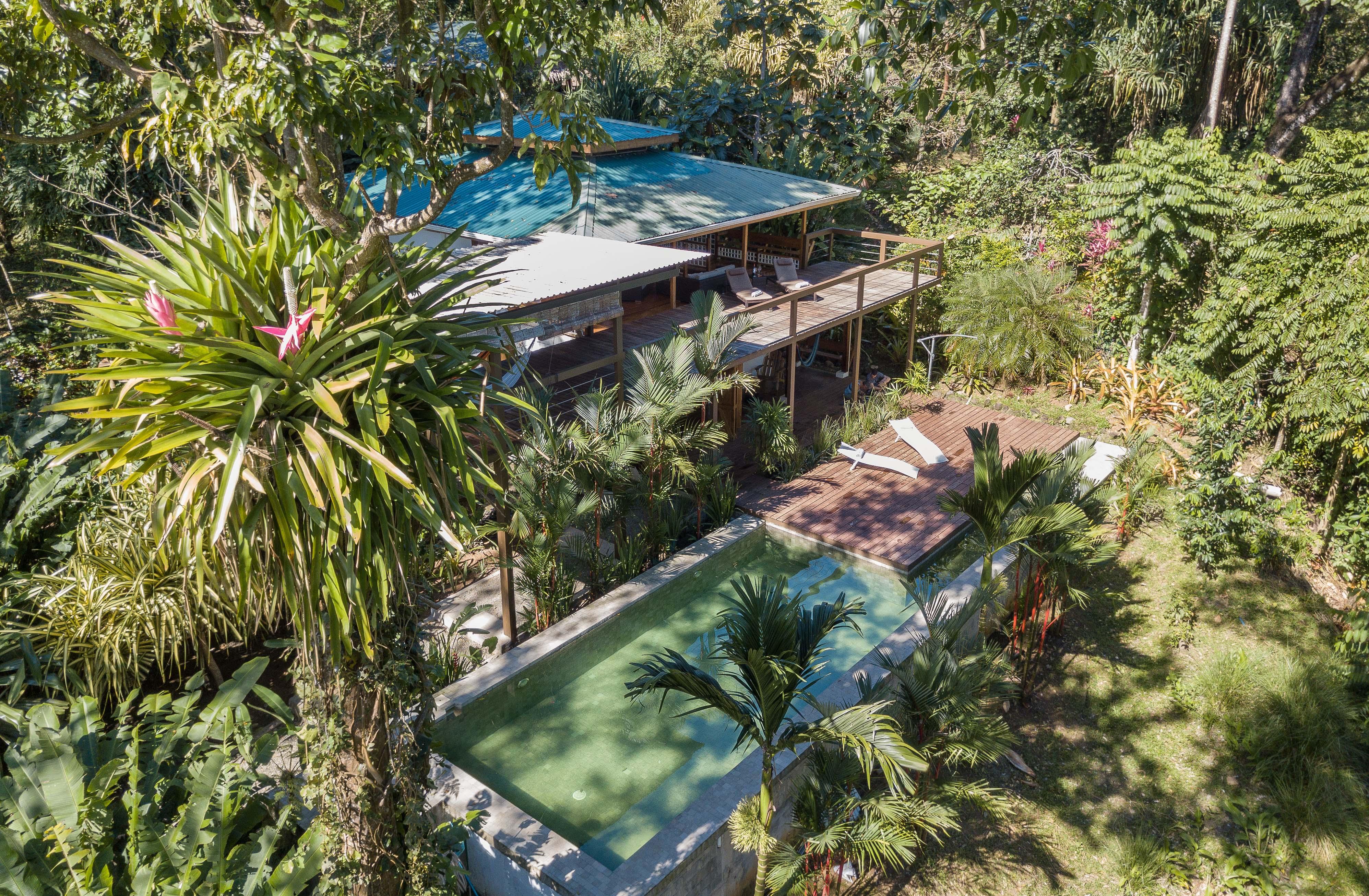CASITA TUCAN / MONKEY HOUSE