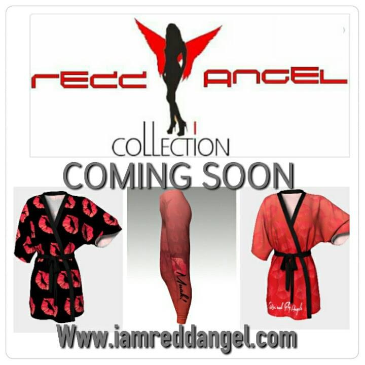 Kenya Redd aka Redd Angel