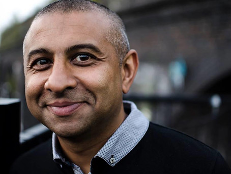 Supporting Diversity and Empowering Young Creatives W/ Ammo Talwar MBE