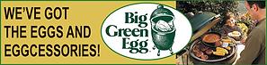 Big Green Egg Grills & Accessories