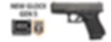 Glock, Glock Gen 5 at Chuck's Gun and Pawn