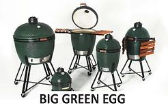 Big Green Eggs at Chuck's Gun and Pawn