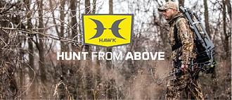 Hawk Tree stands, Chuck's Gun and Pawn, Bass Pro