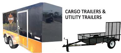 Diamond Cargo Trailes, Utility Trailers at Chuck's Gun and Pawn