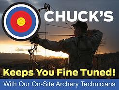 Chuck's Gun & Pawn Archery Department