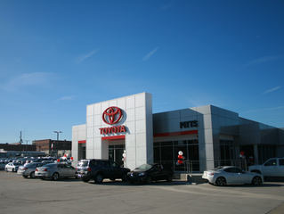 Pitts Toyota Grand Re-Opening