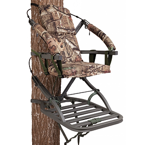 Tree Stands, Ladder stands, Chuck's Gun and Pawn