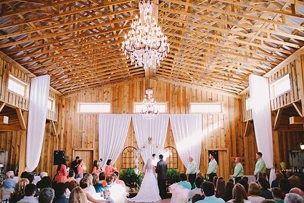 BARN WEDDING GEORGIA