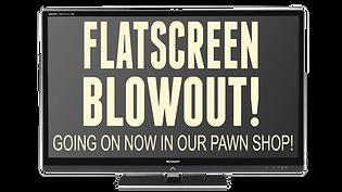 Great savings on Flat screen TV