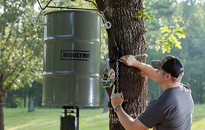 Moultrie feeders at Chuck's Gun and Pawn