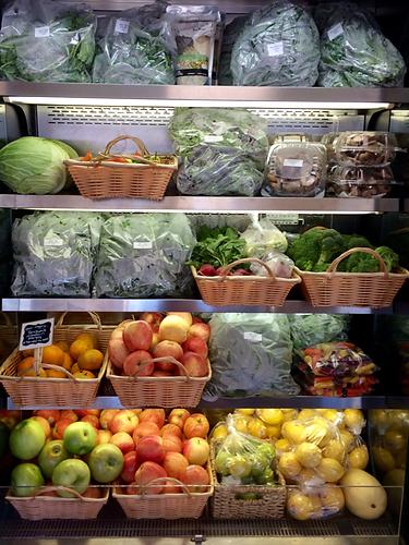 Fresh Georgia Produce at Village Marketplace Macon