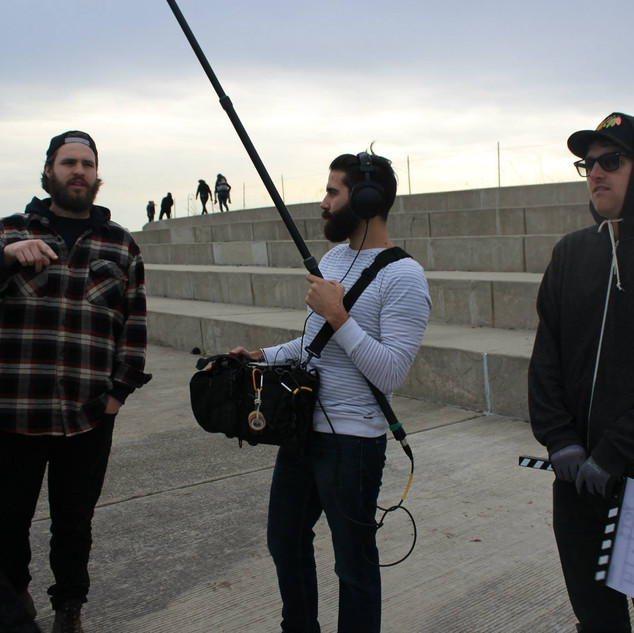Nic directing Year of the Snake