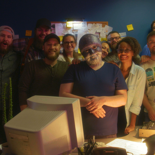 Beached Episode 2, that's a wrap! ActivePitch Studios