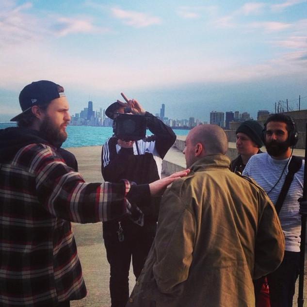 Nic directing YOTS