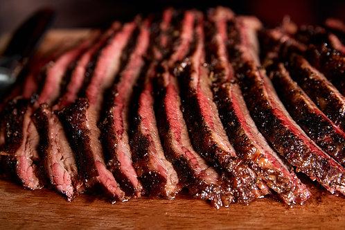 Smoked Brisket - sliced
