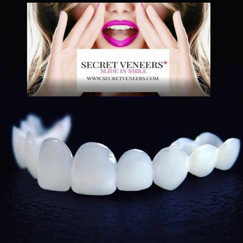 Upper or Lower Arch of Secret Veneers
