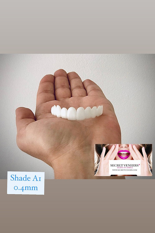 FAST TRACK 3 DAY VENEERS Single Arch Made in 3 days