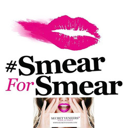We are supporting and raising awareness for _joscervicalcancertrust #smearforsmear campaign because -_・・・_Latest stats show #cervicalscreeni