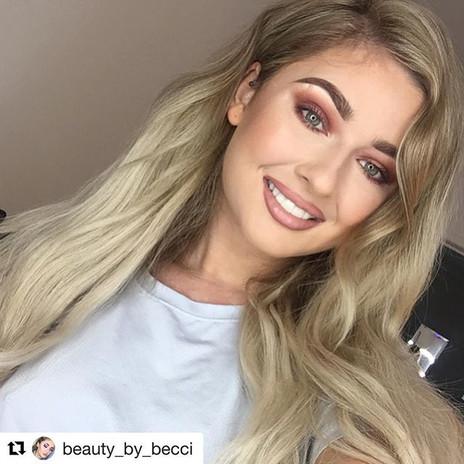 ❤️❤️❤️❤️#Repost _beauty_by_becci_・・・_Fee