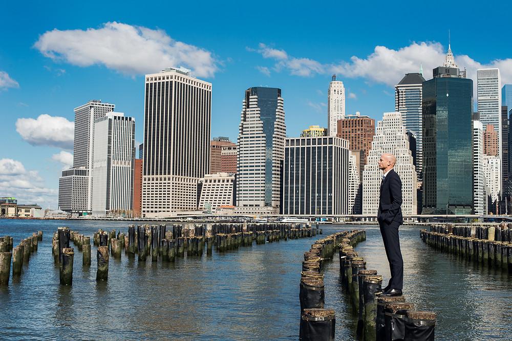 Henk Ovink in New York