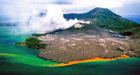 Rabaul, East New Britain   © Visit PNG