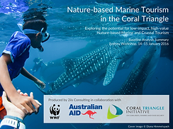 Nature-based Tourism in the Coral Triangle
